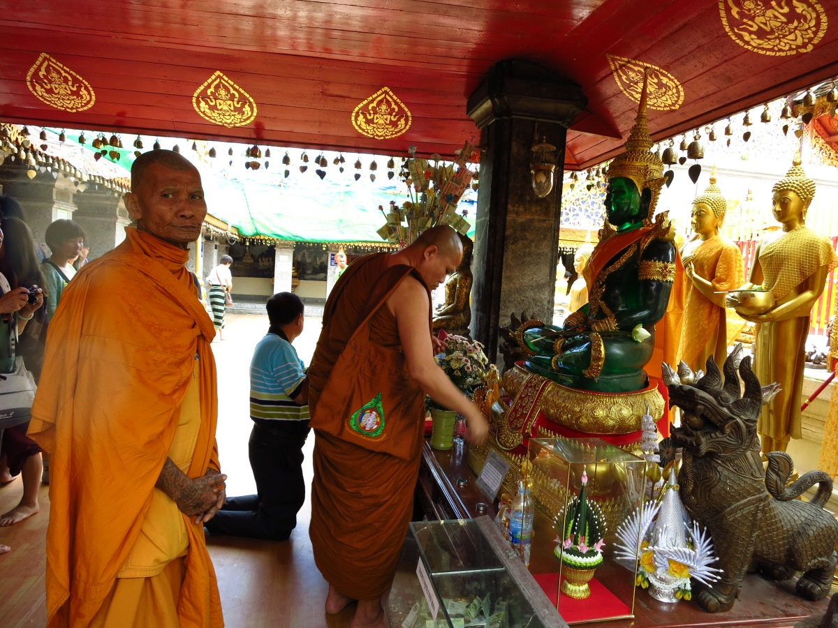 Wat Phra That Doi Suthep: Keeping the faith