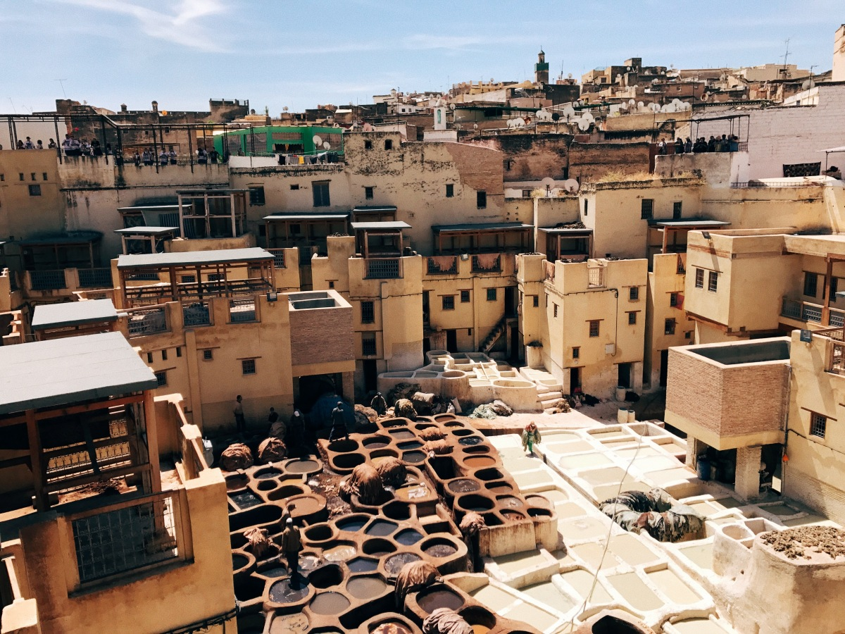 Of Fez and its indelible impressions