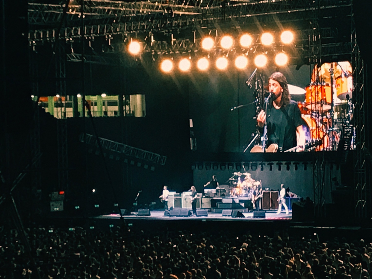 #TheFooFighters in Singapore: The Best of Nights